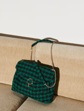 Yza Large Bag : Bags color Green / Black