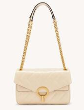 Yza Bag : Bags color Beige