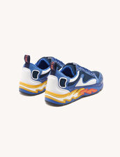 Flame Trainers : Trainers color Navy Blue