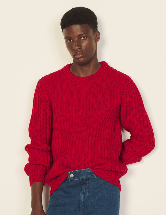 Sandro : Sweaters & Cardigans color Pink