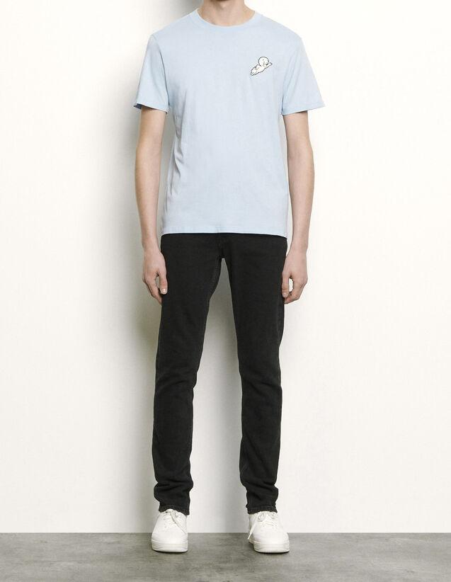 Casper T-Shirt : T-shirts & Polo shirts color Black