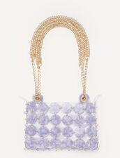 Pastille Bag : My Pepita bag color Mauve