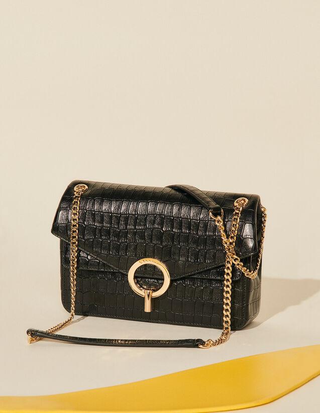 Yza Bag, Small Model : My Yza bag color Black
