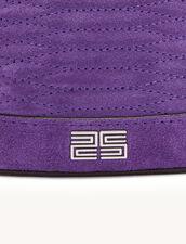 Leather Mini Bag : All Bags color Purple