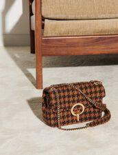 Yza Bag, Small Model : My Yza bag color Brown