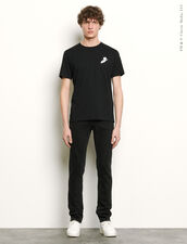 Casper T-Shirt : T-shirts & Polo shirts color Black
