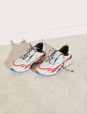 Flame Trainers : -30% color Tricolor