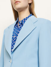 Tailored Jacket : Blazer & Jacket color Blue sky
