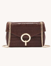 Yza Bag, Small Model : Bags color Brown