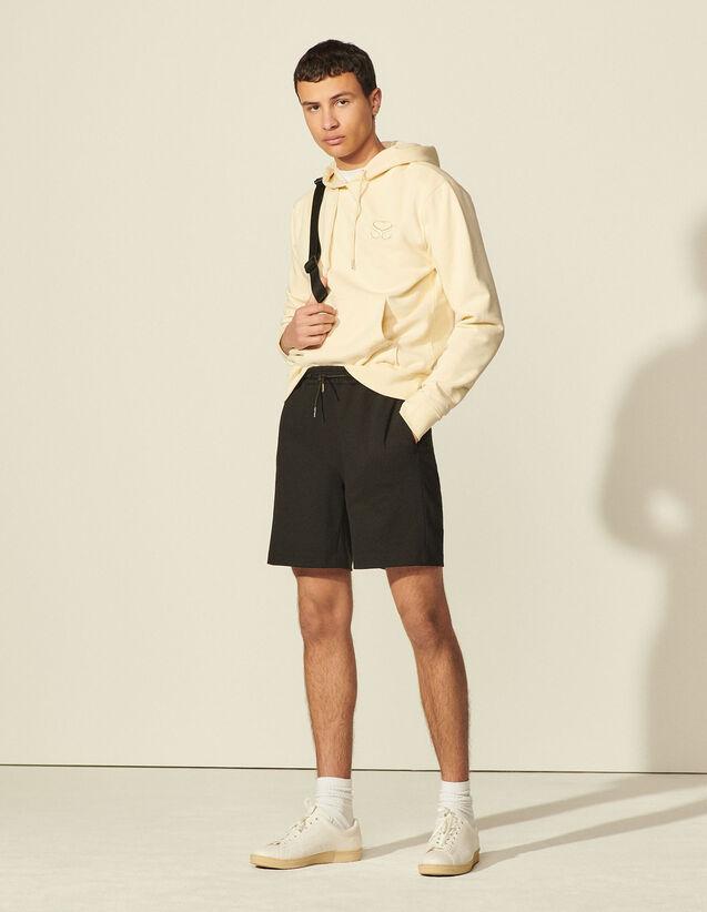 Jersey Shorts : Pants & Shorts color Black