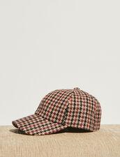 Wool Cap : Caps color Beige