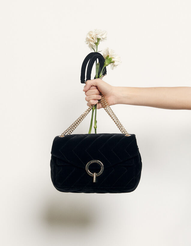 Yza Bag : Gifts For Love color Black