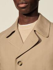 Classic Coat : Trench coats & Coats color Beige