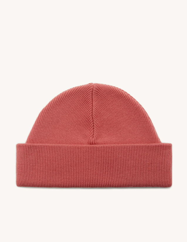 Wool Beanie : Caps color Black