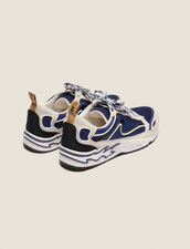 Flame Trainers : Trainers color Deep Navy