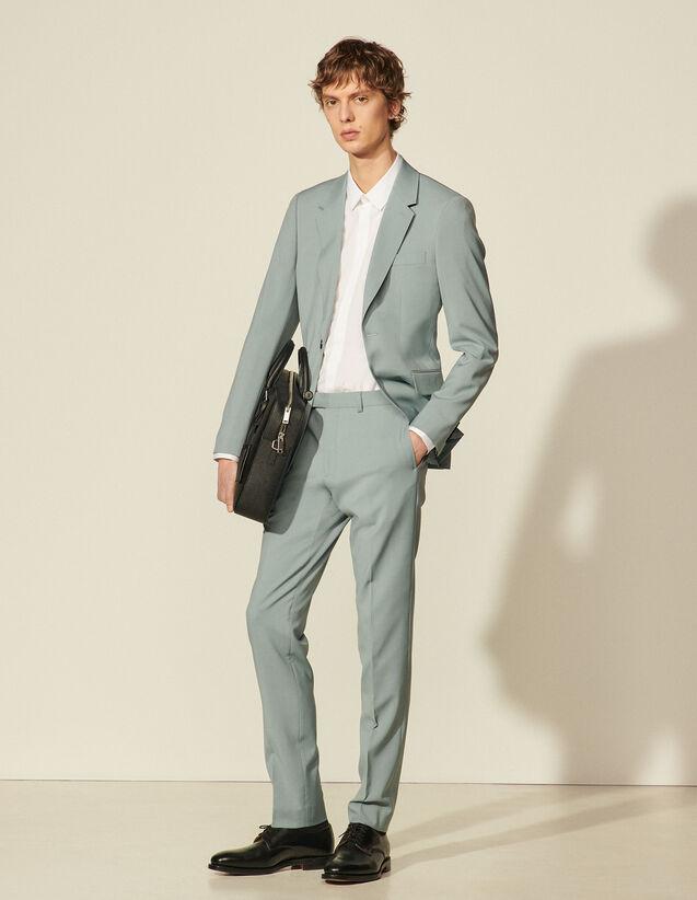 Suit Trousers : null color Storm
